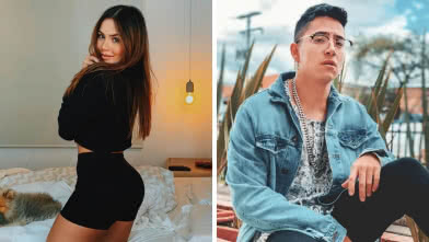 Lina Tejeiro le comentó a Andy Rivera