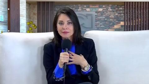 María Helena Doering en Canal RCN