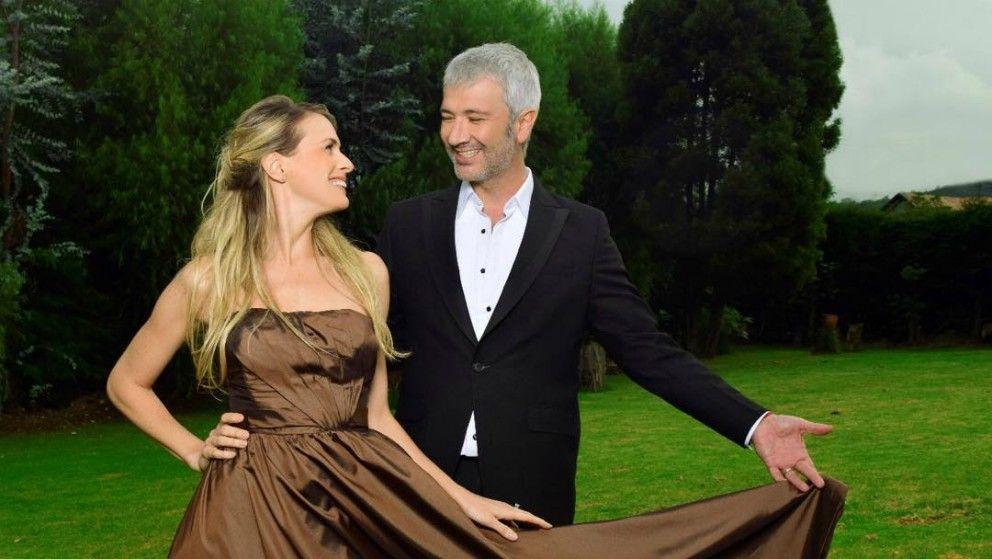 El tierno mensaje de Géraldine Zivic a su esposo