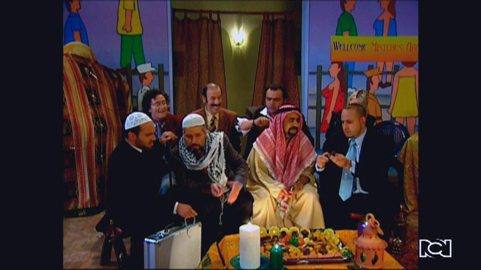 Los Reyes preparan un recibimiento para los árabes
