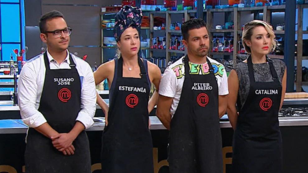 Capítulo 27 de agosto - Solo quedan seis cocineros en la competencia | MasterChef Celebrity