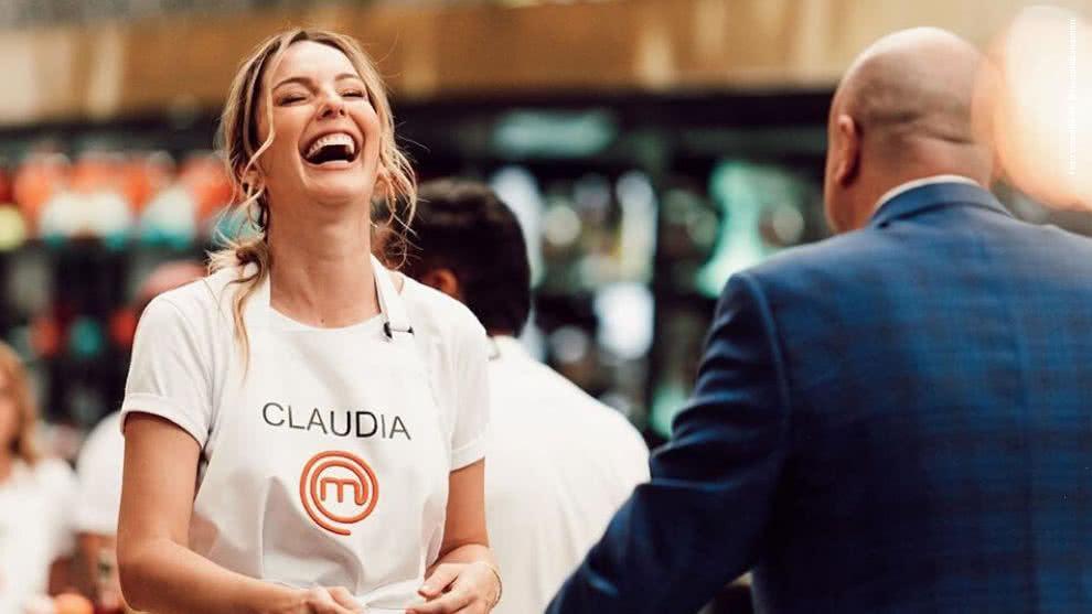 Las risas y buenos momentos que vivió Claudia Bahamón en MasterChef Celebrity