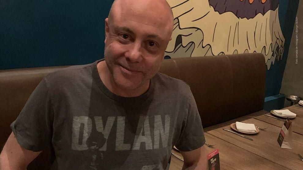 Jorge Rausch, jurado de MasterChef Celebrity