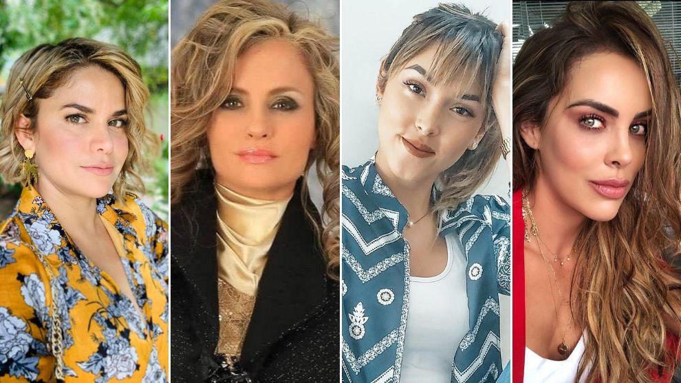 Estas son las 11 mujeres que participarán en MasterChef Celebrity 2019