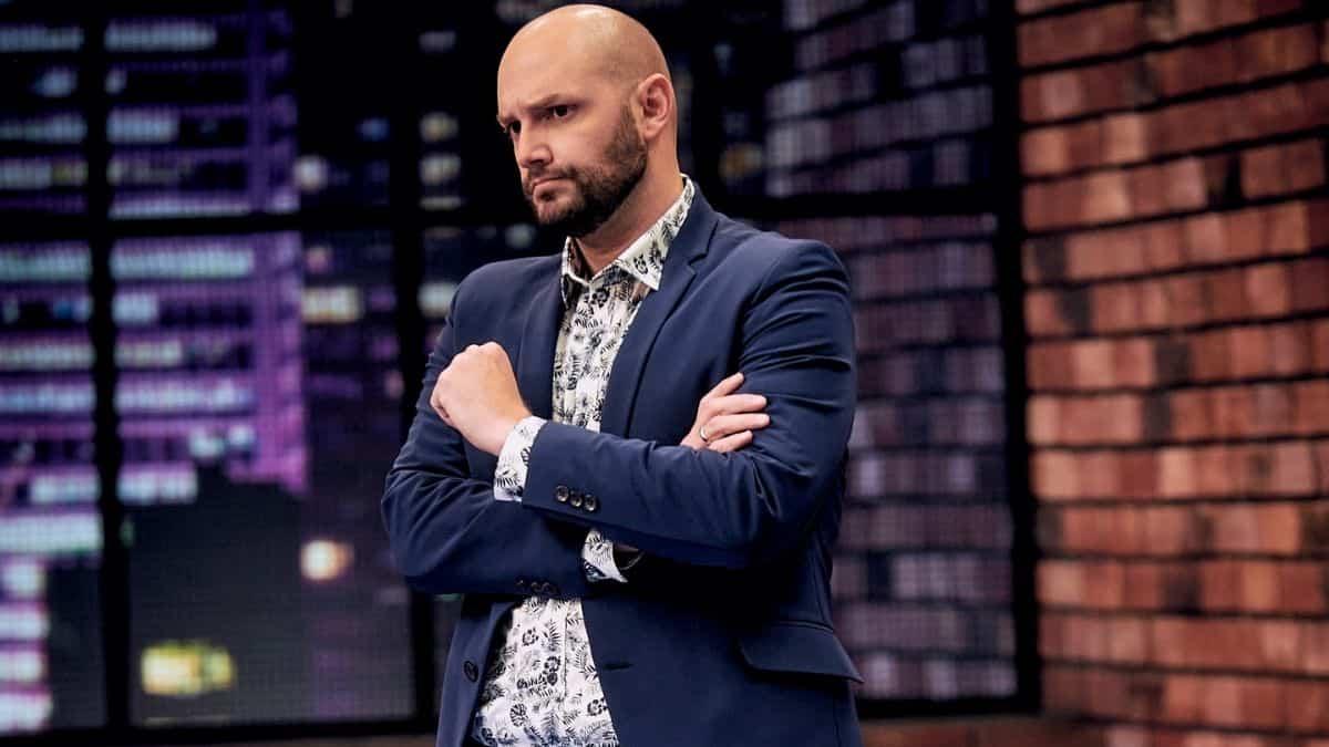 Nicolás de Zubiría es jurado en el reality MasterChef Celebrity