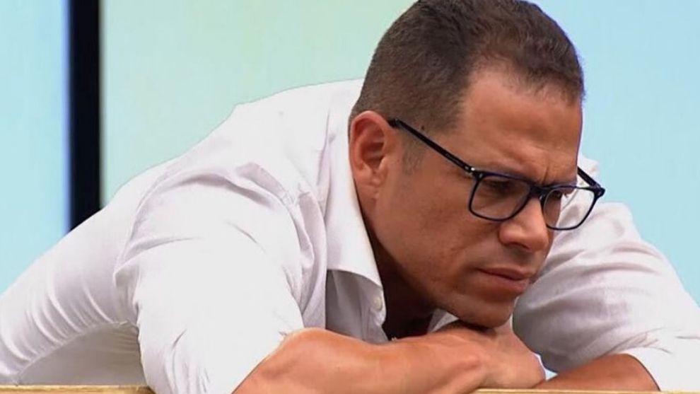 El reclamo de Óscar Córdoba ante su bajo puntaje en prueba de MasterChef