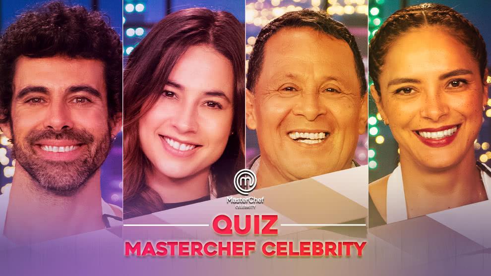 Quiz MasterChef: Tu comida favorita dirá qué celebridad es el amor de tu vida
