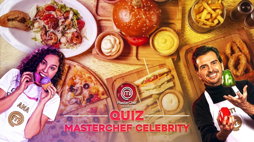 Quiz MasterChef: Con tu comida rápida favorita te diremos cómo eres de fiesta