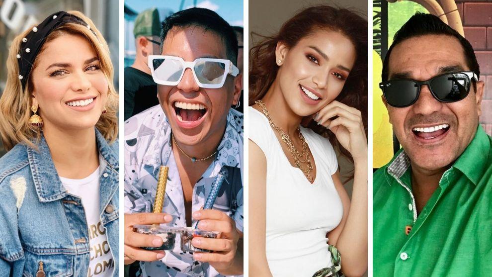 Talentos de MasterChef Celebrity 2019 hablan de esta nueva experiencia