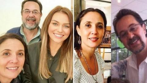 Claudio Reyes María Eugenia Dueñas accidente automovilístico Me declaro culpable