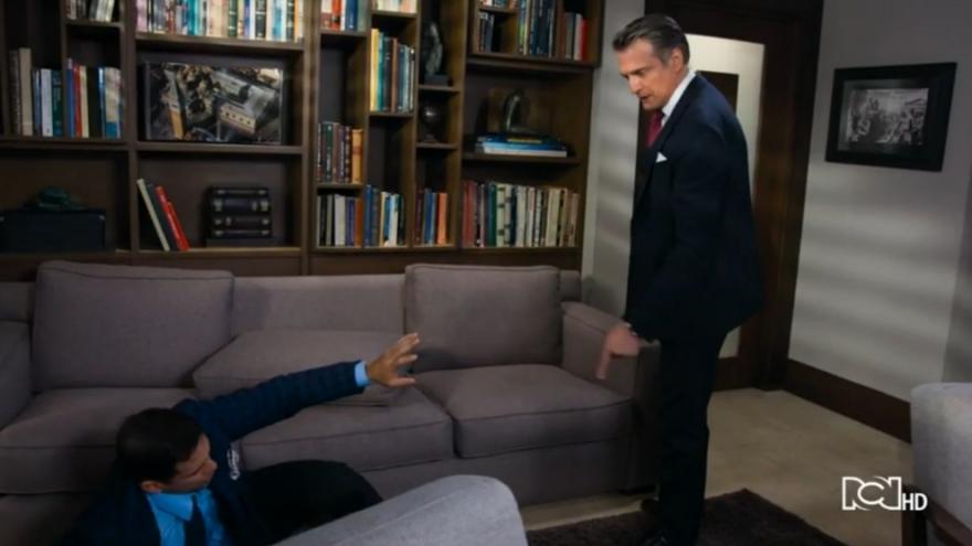 Franco confronta a Julian