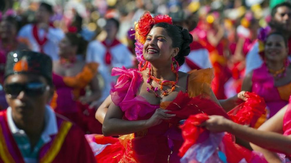 Joropo, cumbia y hasta mapalé, entre los bailes más típicos colombianos