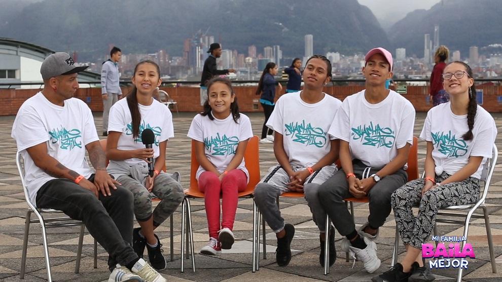 Versatilidad, talento y amistad vas a encontrar en Soacha Family