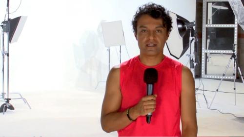 Julián Román habló de su interpretación en Nadie me quita lo bailao