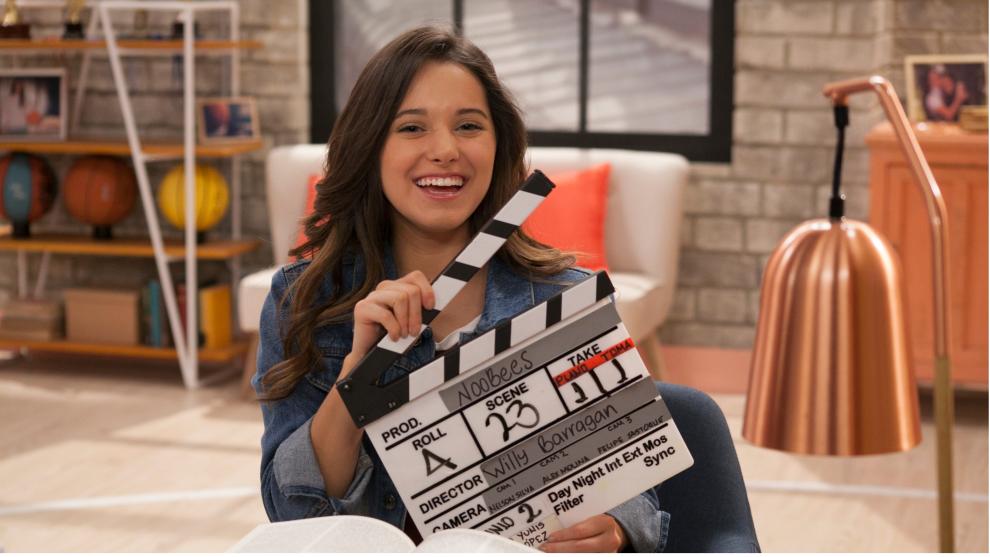Michelle Olvera protagoniza NOOBees