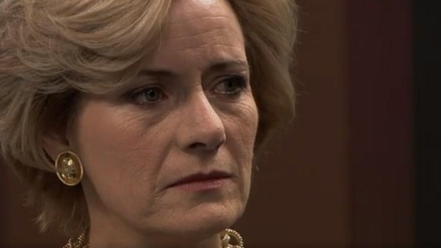 Alba rompe en llanto al confesarle la verdad a Rodrigo
