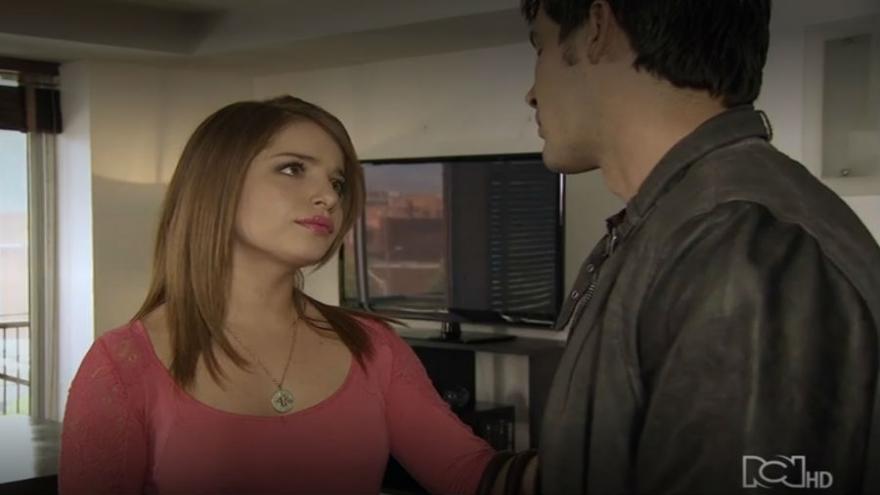 Lucia rechaza a Carlos
