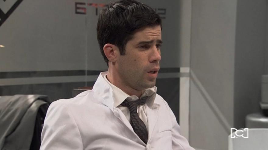Diego descubre que Patricia no lo queria