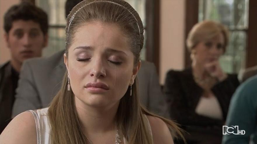 Lucia no se casa con Carlos