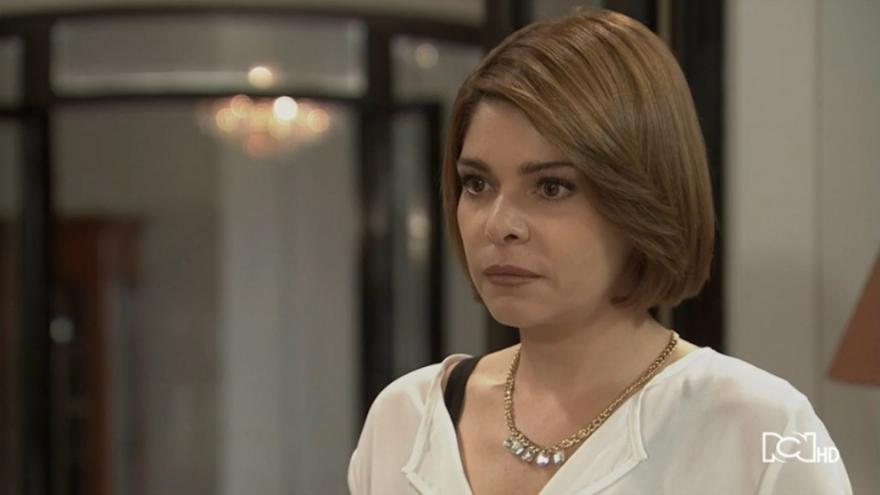 Sara le revela su secreto a sus hijos