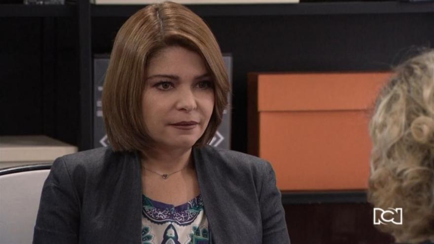 Silvia provoca la ira de Sara