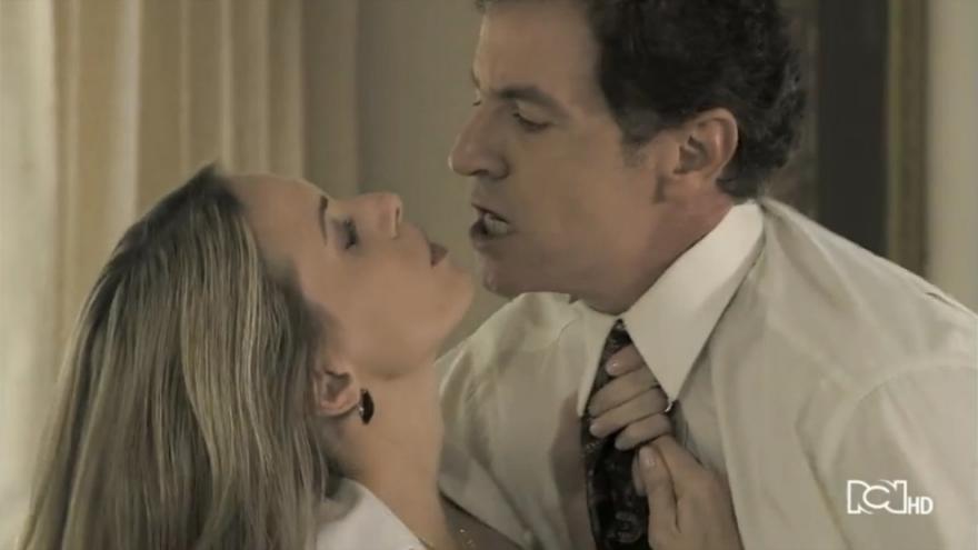 Joaquin y Patricia fueron amantes