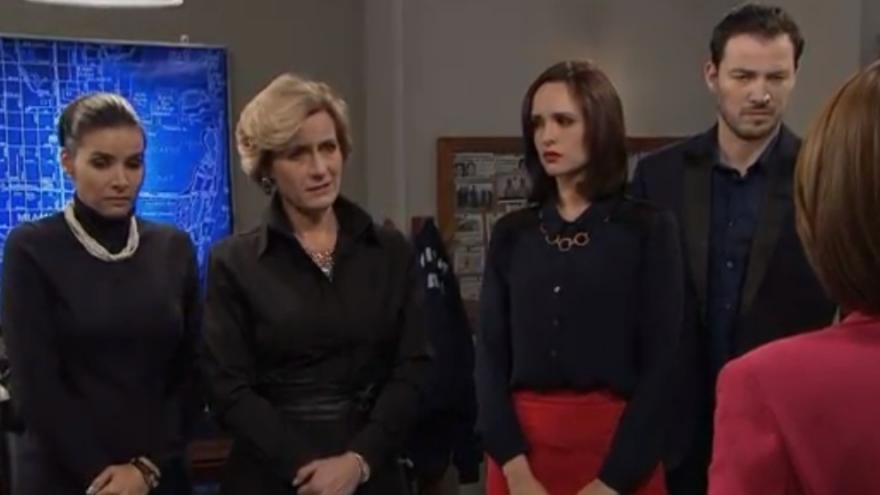Sara enfrenta a todos los posibles responsables de sus intentos de asesinato.