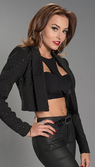 Angelique Boyer  actriz