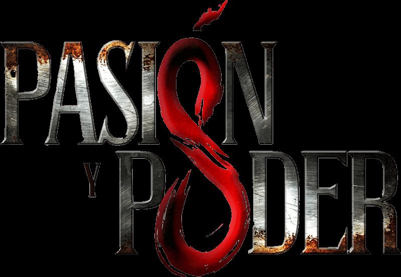 Logo Pasion y poder