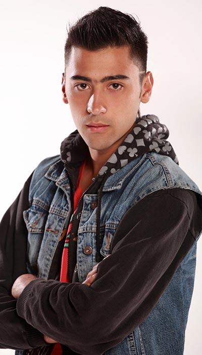 Variel Sanchez actor