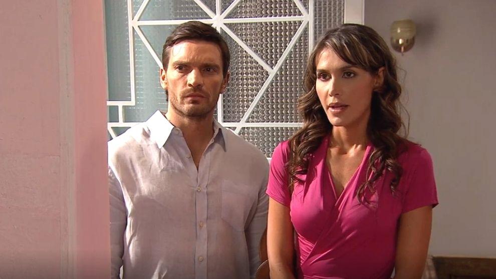 Francisca decide contarle todo a Felipe