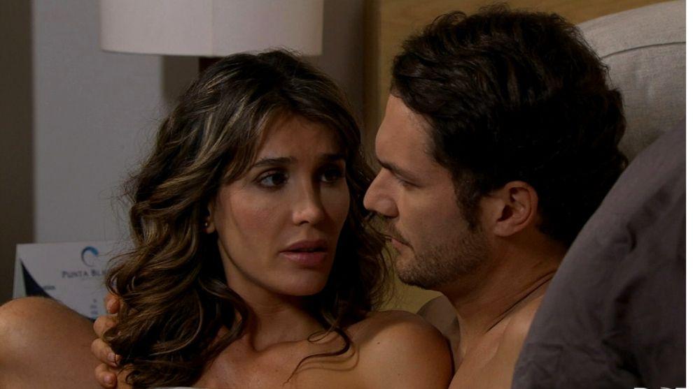 Iván intenta recuperar el amor de Francisca