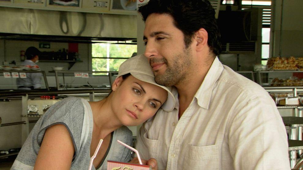 Natalia y Santamaría viven un acercamiento amoroso
