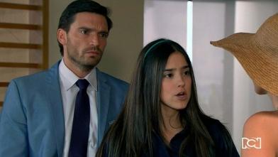 Gabriela enfrenta a Verónica