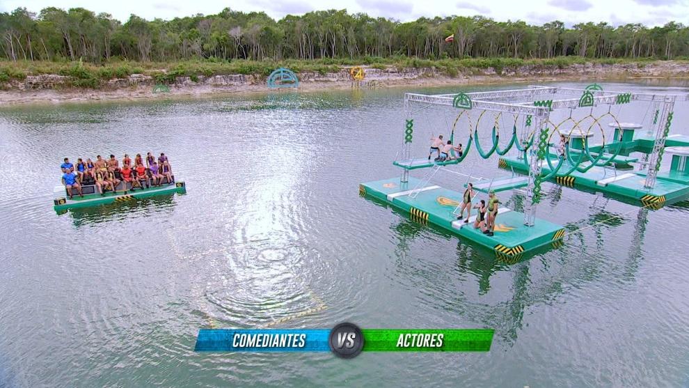 Capítulo 1 – Los equipos se enfrentan al reto del agua