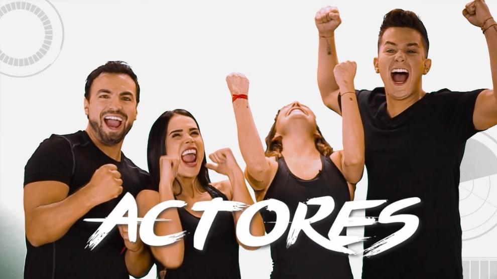 equipo actores 4 elementos colombia