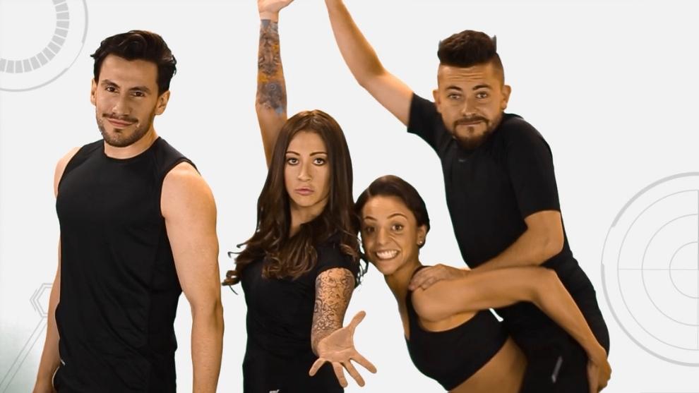 equipo comediantes 4 elementos colombia