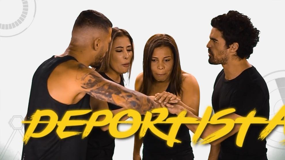 equipo deportistas 4 elementos colombia