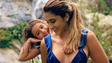 """Daniela Ospina le responde a los """"preocupados"""" por el estudio de Salomé"""