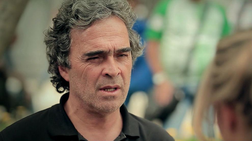 Sergio Fajardo en entrevista con Eva Rey
