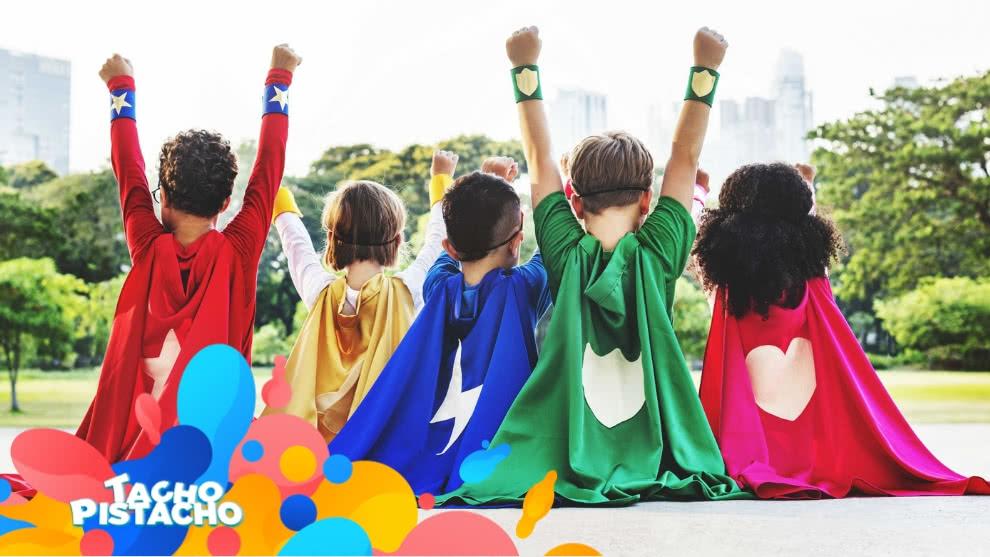 Así celebré el Día del Niño | El Blog de Tacho