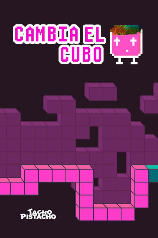 Juegos Tacho Pistacho - Cambia el cubo