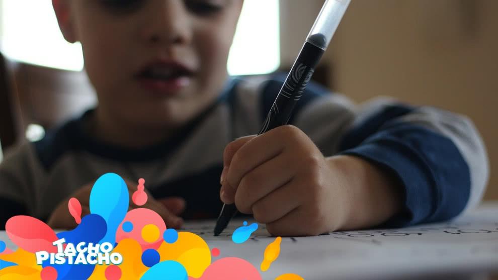 Tacho Pistacho - Cómo aprendí a usar las tildes y el acento de las palabras