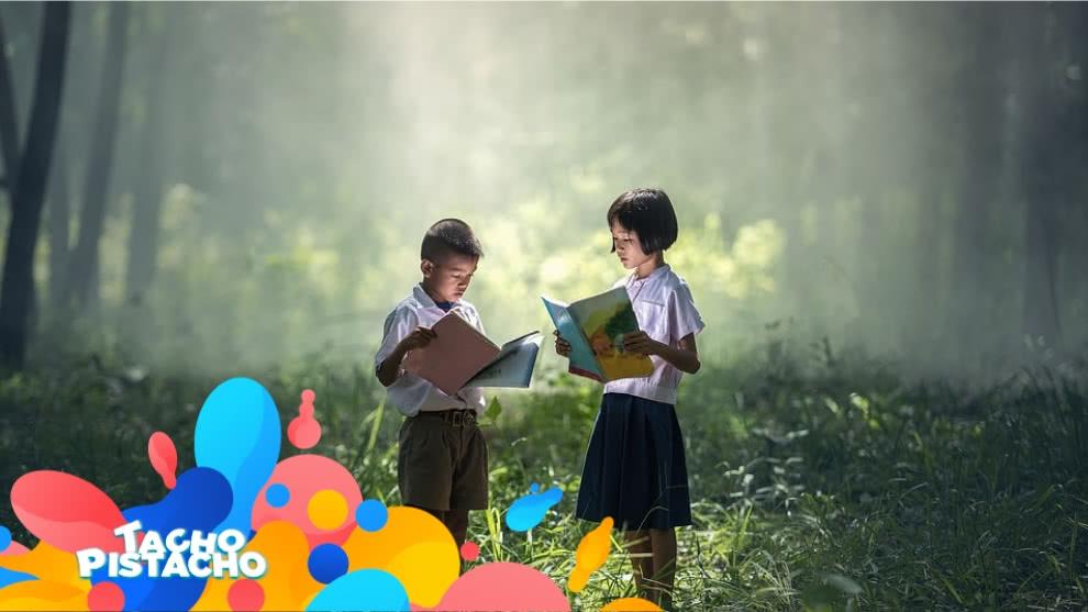 Tacho Pistacho - Con estos libros adquirí el hábito de la lectura