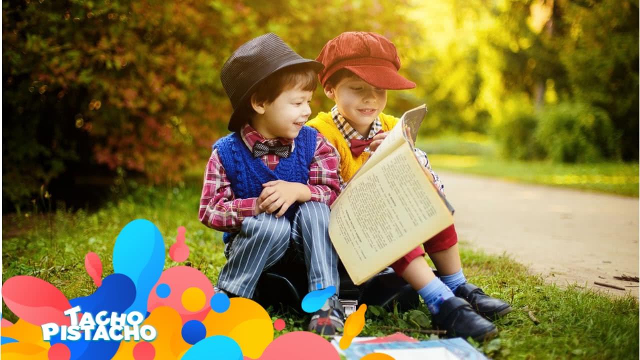 El Blog de Tacho - ¡Leamos juntos!