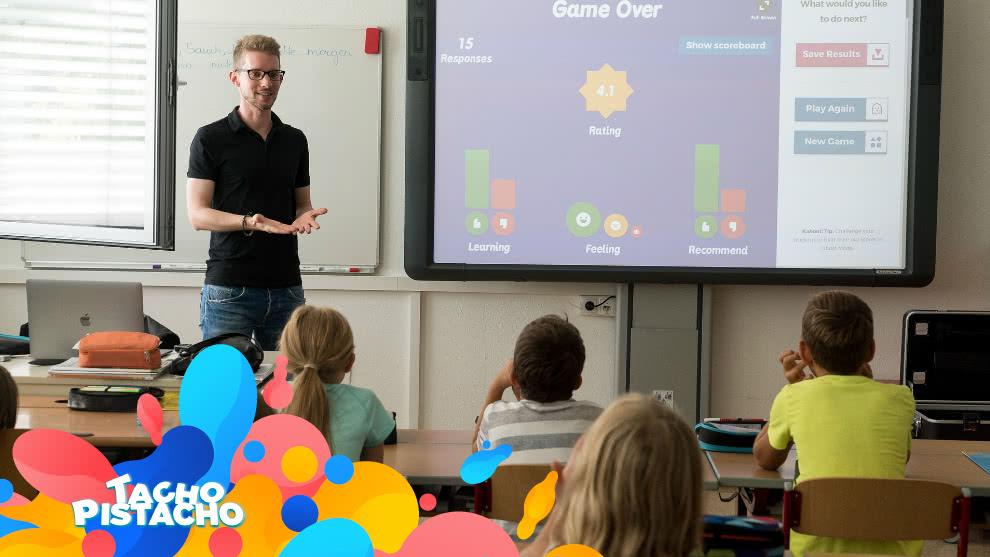 El Blog de Tacho - Cómo tener una buena relación con los profesores