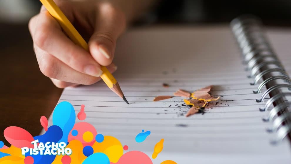 El Blog de Tacho   Tacho Pistacho - ¿Que debo hacer para tener la letra más bonita?