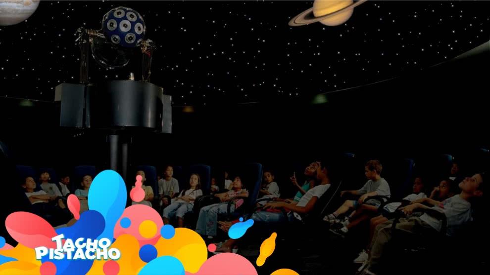 Tacho Pistacho - La importancia de los asteroides, meteoritos y cometas