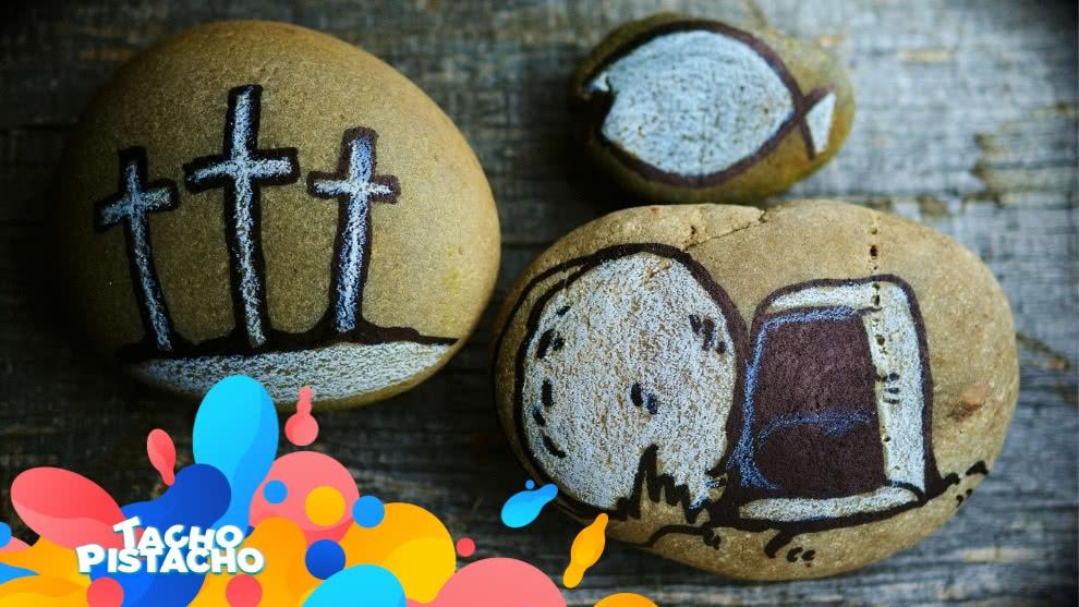 Tacho Pistacho - Por fin conozco la historia de Jesús