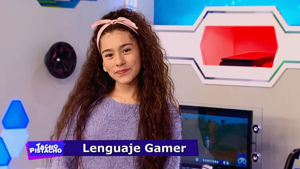 Los Amigos de Tacho Pistacho - El lenguaje gamer de Sofi